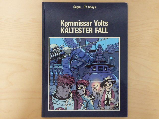 Kommissar Volts - kältester Fall, 1990