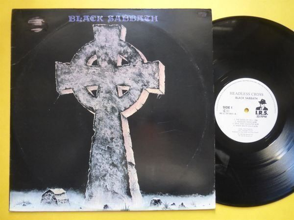 BLACK SABBATH *LP* HEADLESS CROSS