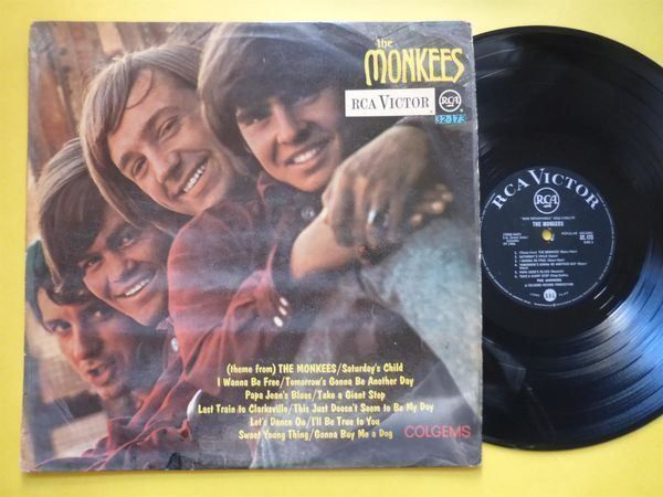 MONKEES *LP* SAME