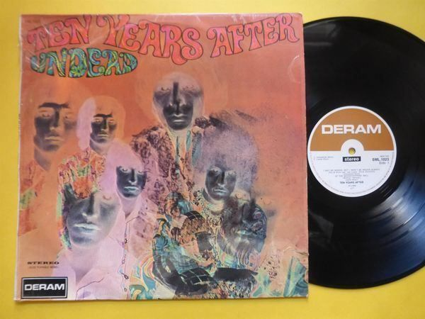 TEN YEARS AFTER *LP* UNDEAD