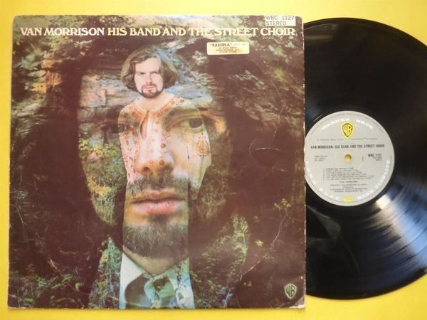 VAN MORRISON *LP* HIS BAND AND THE STREE