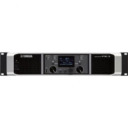 Yamaha PX3 Endstufe 2HE mit DSP