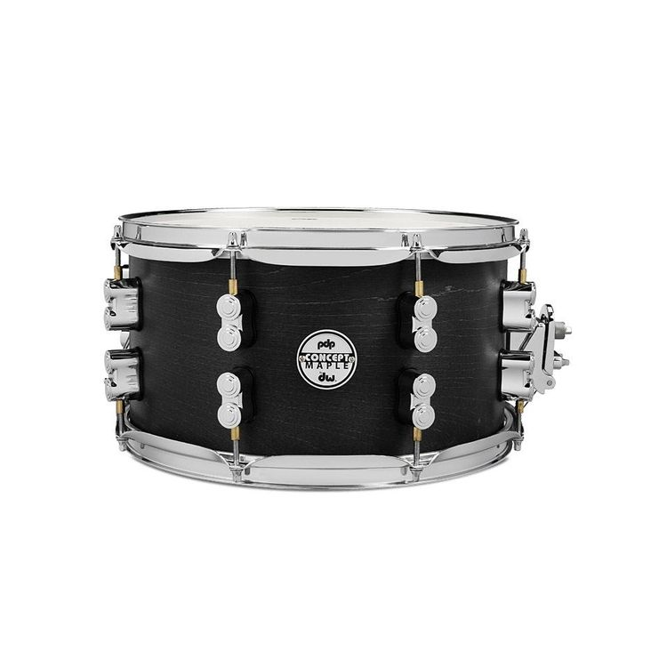 """pdp Black Wax 13"""" x 7"""" Snare"""