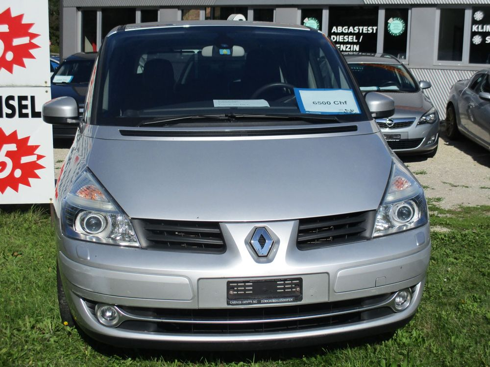 RENAULT Espace 2.0 Turbo Expression