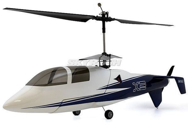 RC Helikopter X2 Sikorsky / 450 / Co-Ax