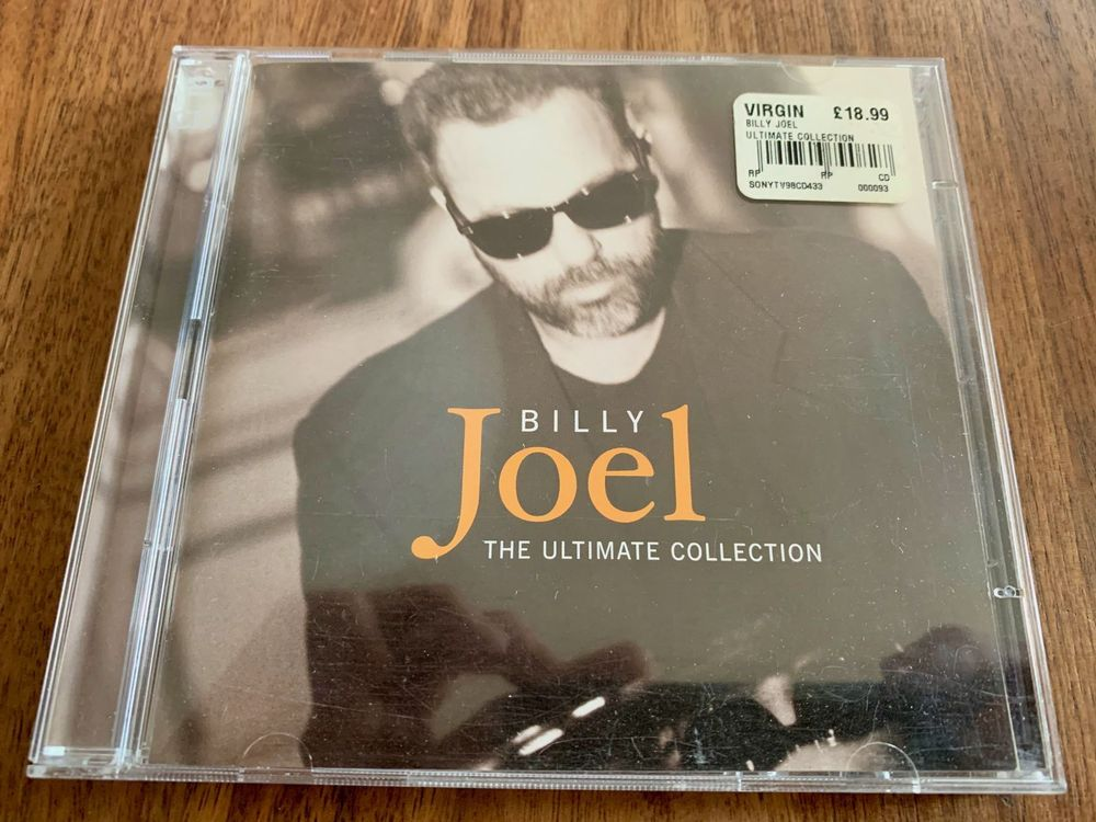B. Joel - The Ultimate Collection 2 CDs