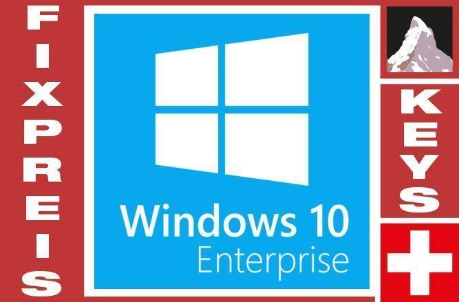 MS Microsoft Win 10 Enterprise [2221]