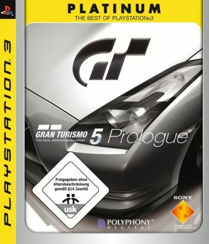 PS3 / Sony Playstation 3 - Gran Turismo