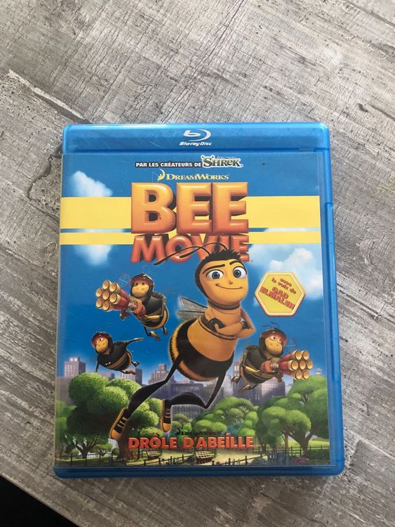 Blu-ray bee movie