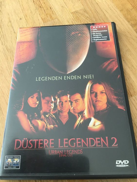 Düstere Legenden 2 - DVD