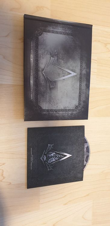 Assassin's Creed Syndicate CD & Artbook
