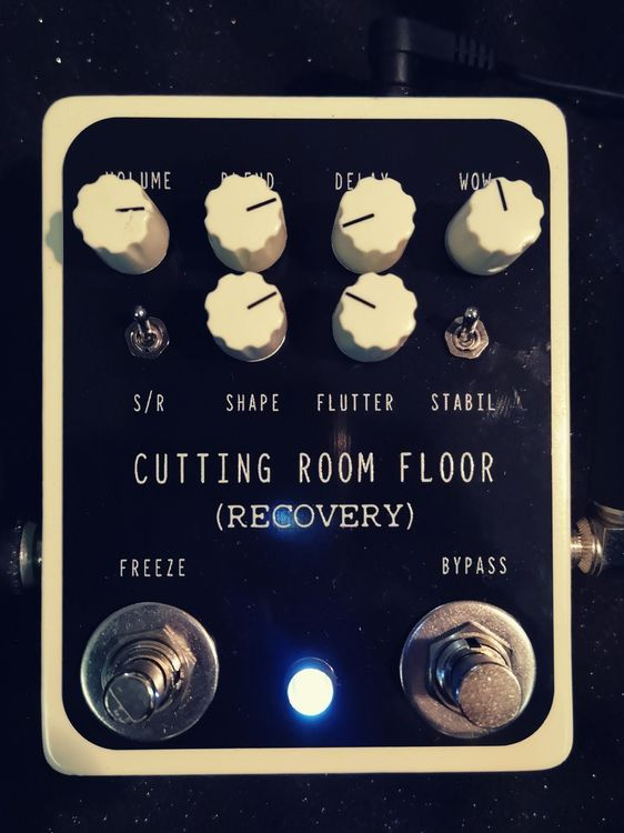 Recovery Effects Cutting Room Floor