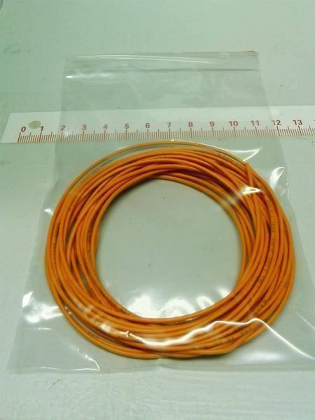 Elektrolitze 0.5mm 500cm  orange
