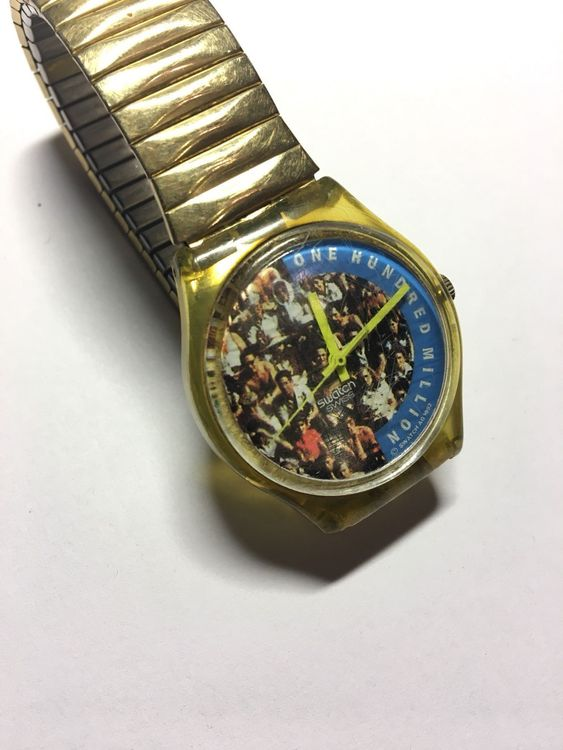 Swatch AG 1992
