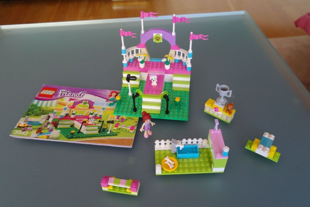 LEGO Friends - 3942 - Le Concours Canin