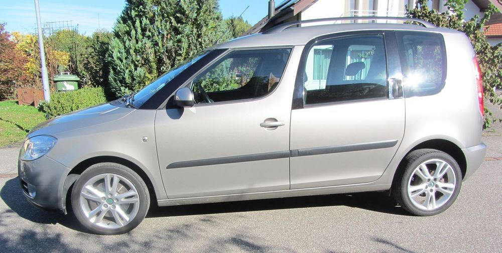 SKODA Roomster 1.6 Cooly
