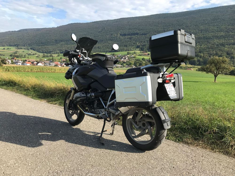 BMW R 1200 GS ABS safetyedition