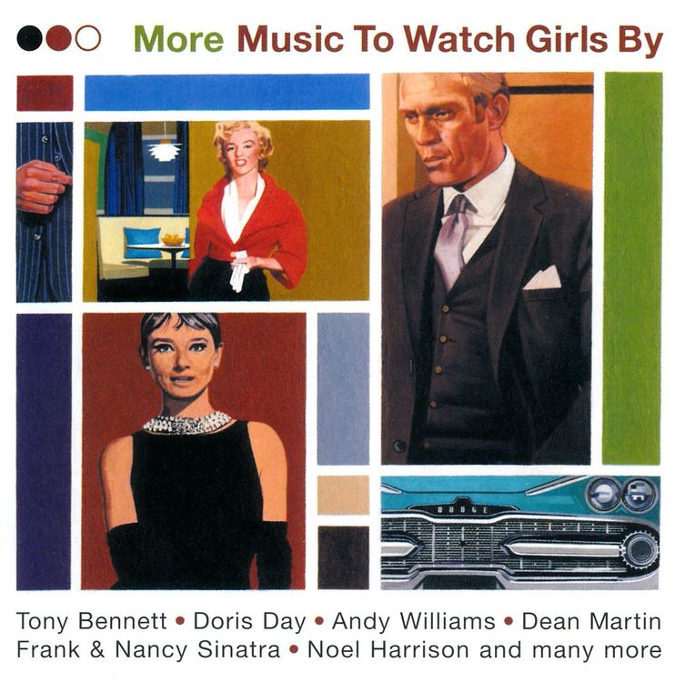 MORE MUSIC TO WATCH GIRLS BY (2 CD)