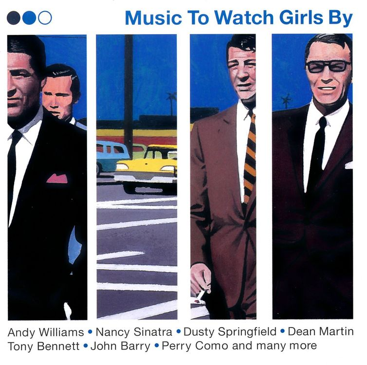 MUSIC TO WATCH GIRLS BY (2 CD)
