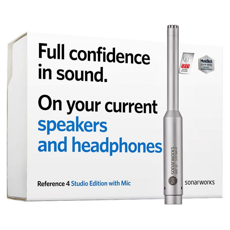 Sonarworks Reference 4 Studio Edition