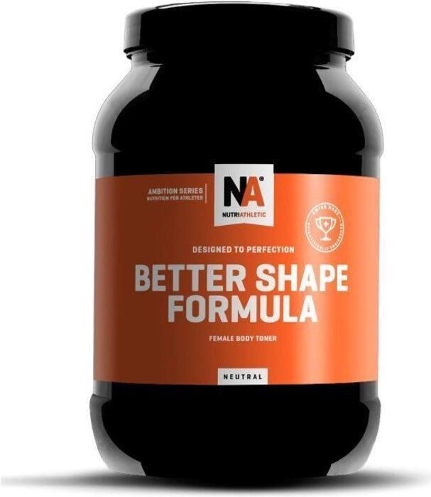 Nutriathletics - BETTER SHAPE FORMULA