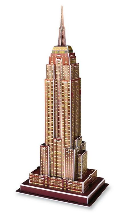 3D-Puzzle Empire State Building New York