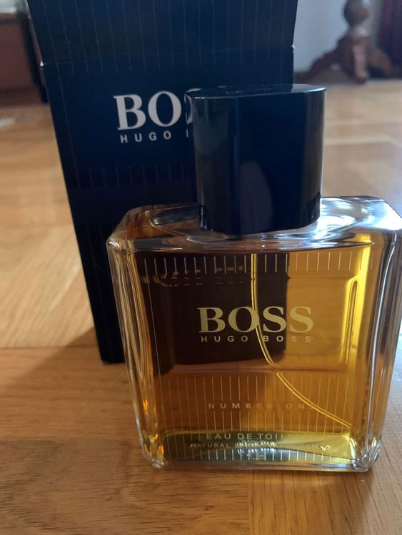 Boss Number One 125 ml