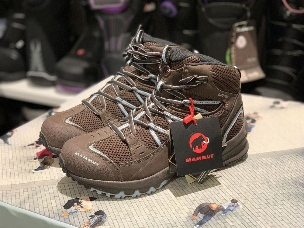 Mammut Cypress GTX Women 38 UK5