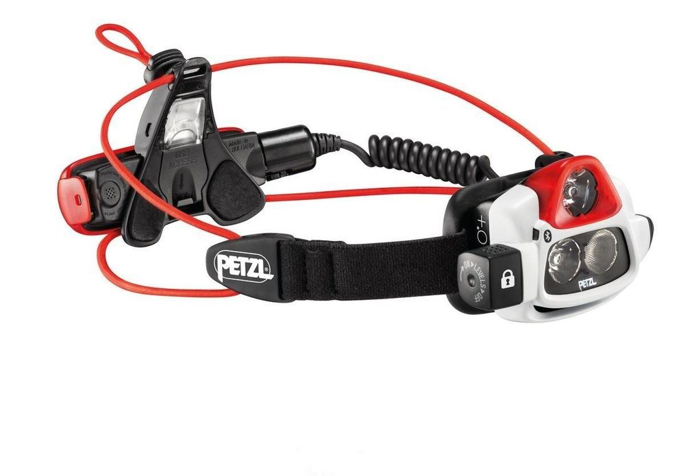 Petzl Nao+ (750 lm) - LED-Stirnlampe
