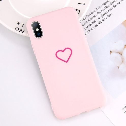 """***IPhone Xr Backcover Hülle """"Herz""""***"""
