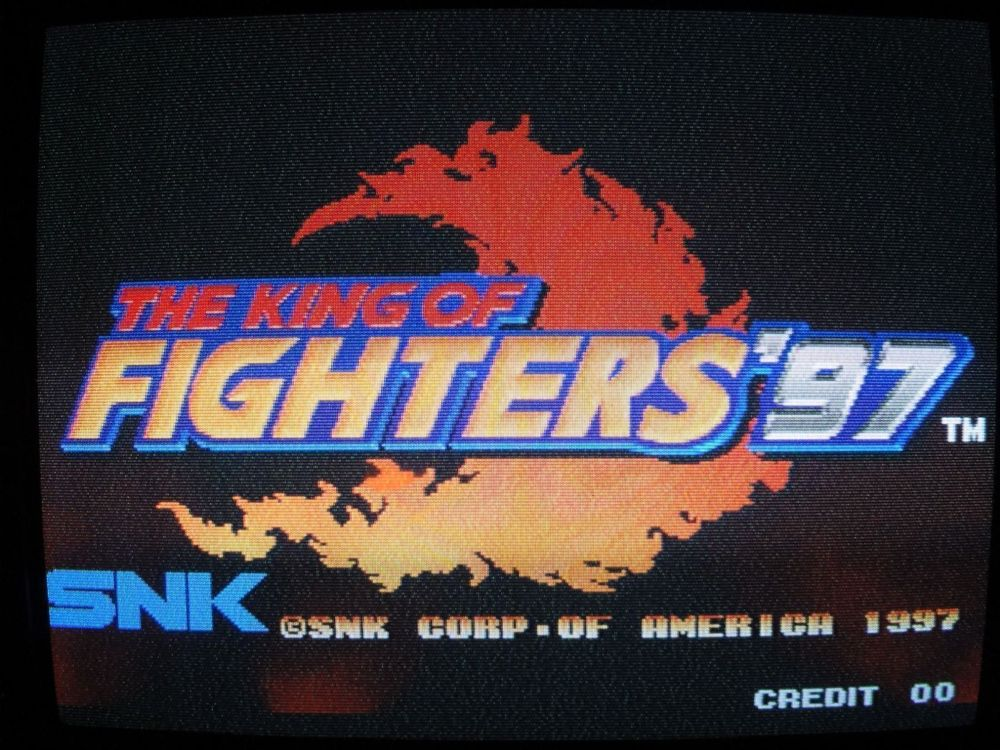 [Neo Geo MVS] King of Fighters `97
