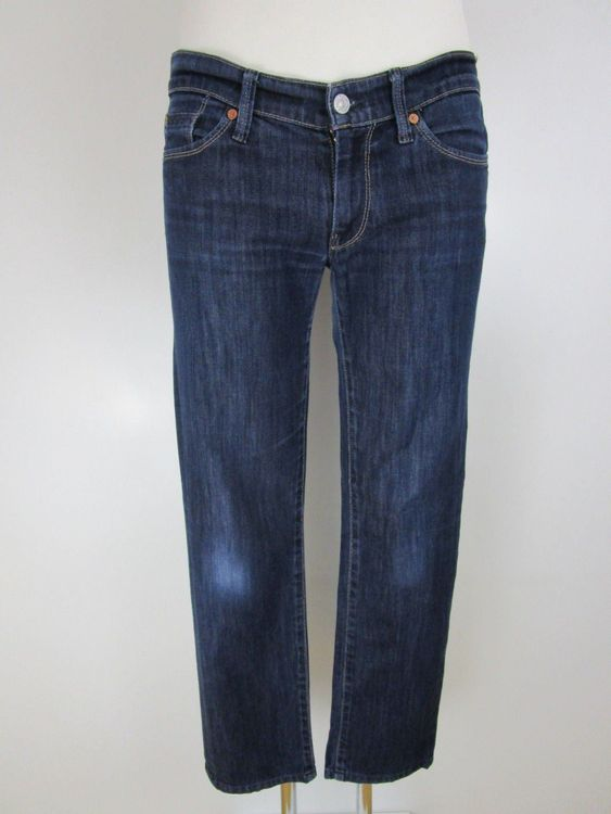 7 For All Mankind Straight-Cut-Jeans 30