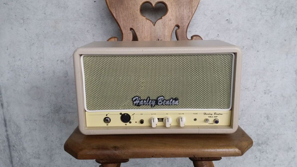 Harley Benton Table Amp