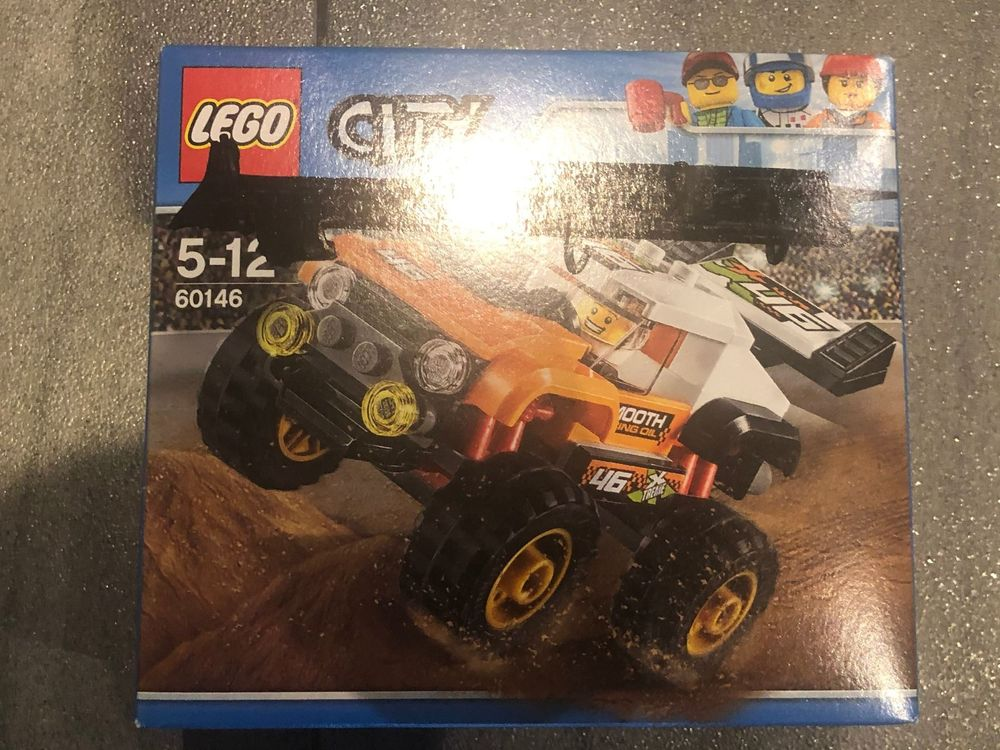 Lego City Monster Truck (60146)