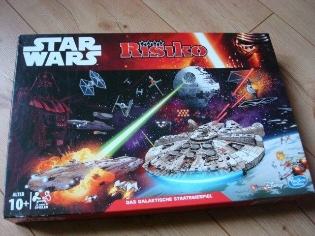 STAR WARS Risiko Strategie Spiel ab 1Fr.