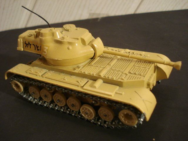 PANZER - GENERAL PATTON M47 - SOLIDO