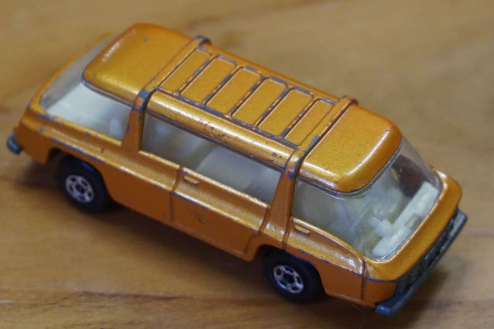 Matchbox Freeman Inter-City No.22 1970