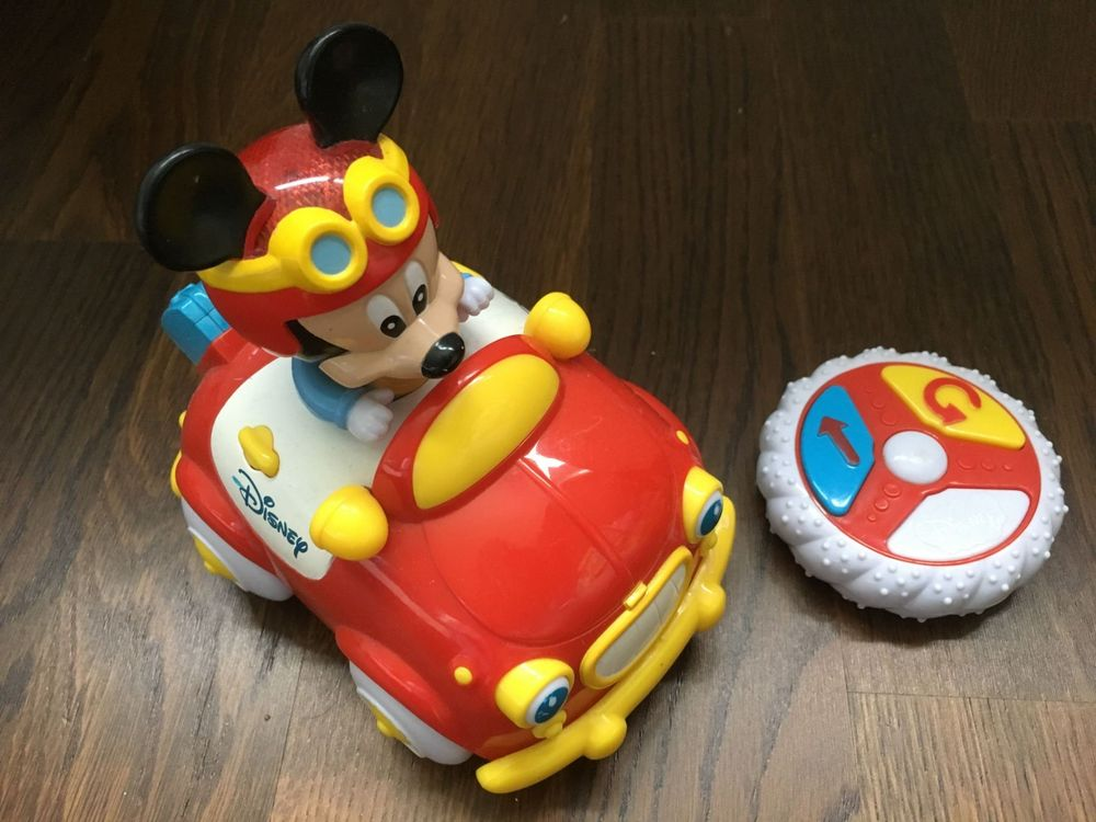 Mickey Mouse meine erstes RC Auto