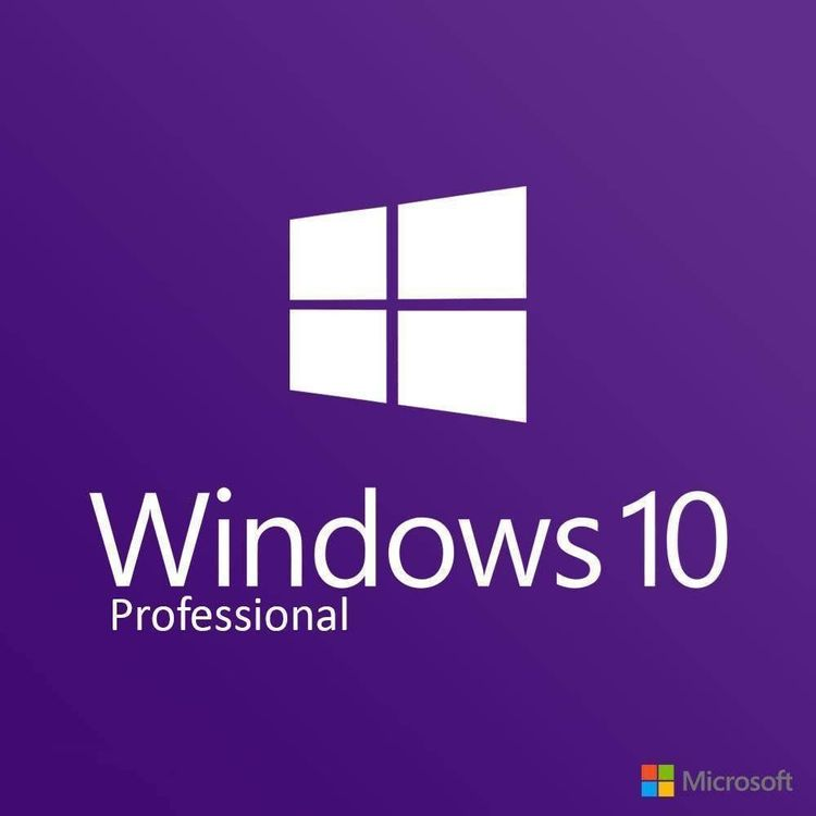 Licence Officielle Windows 10 Pro (Clef)