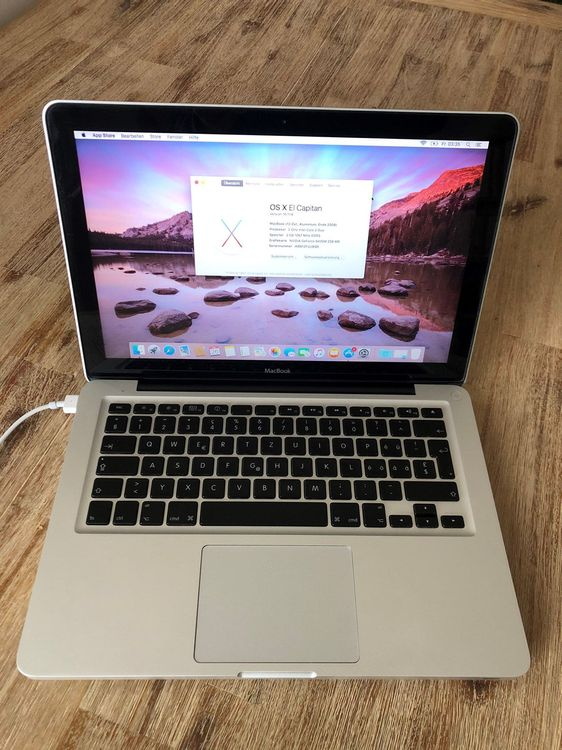 "Macbook 13"" mit 500GB SSD"