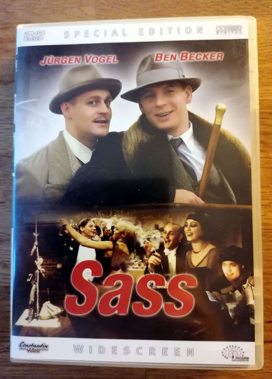 SASS DVD Special Edition