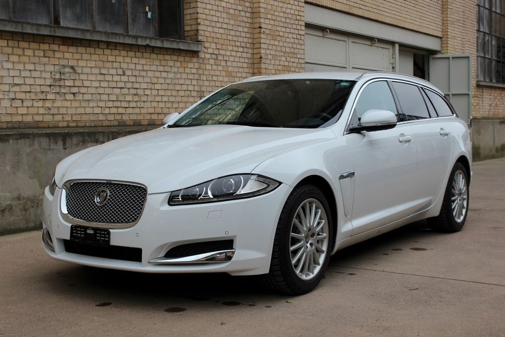 JAGUAR XF Sportbrake 2.2d Luxury