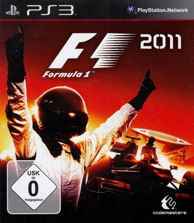 PS3 / Sony Playstation 3 Spiel - F1 / Fo