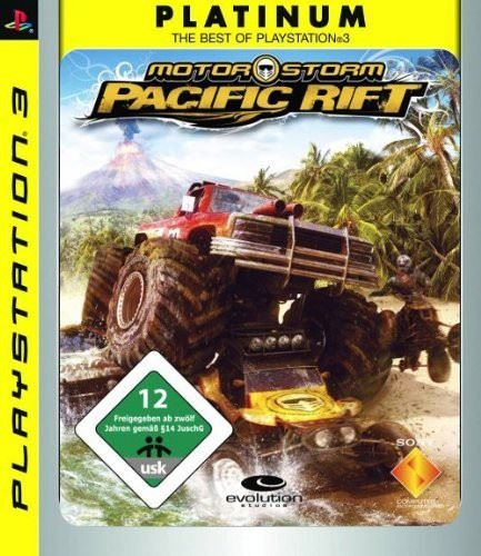 PS3 / Sony Playstation 3 - Motor Storm: