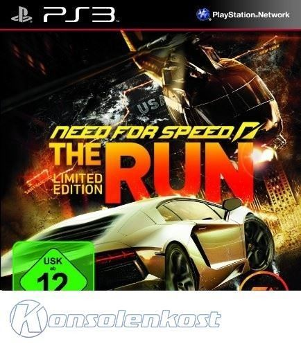 PS3 / Playstation 3 - Need for Speed: Th