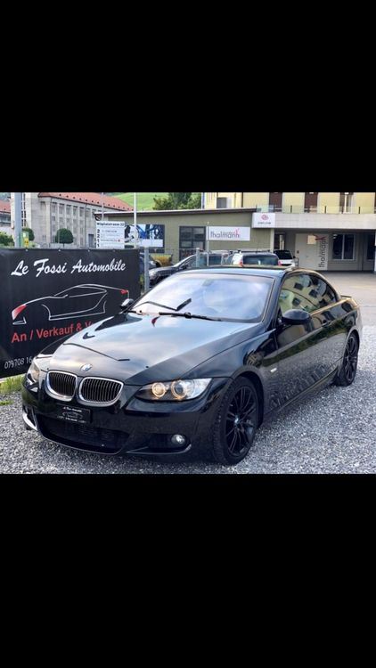 BMW 335i Cabriolet Steptronic