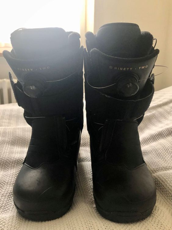 Ride 92 snowboard boots