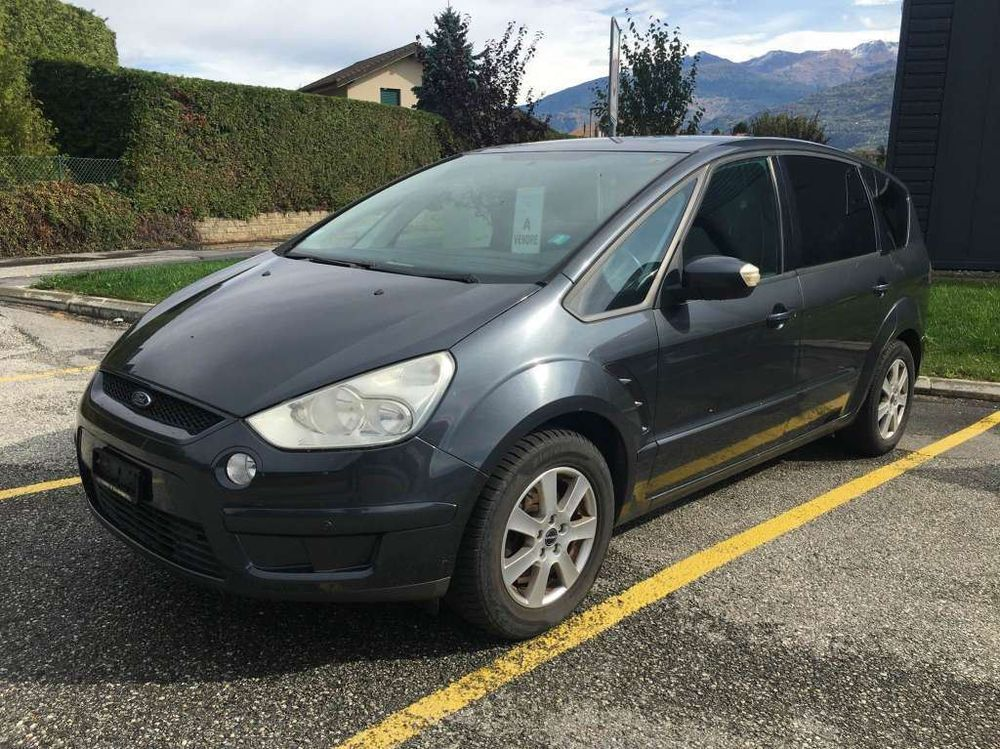 FORD S-Max 2.0i Carving