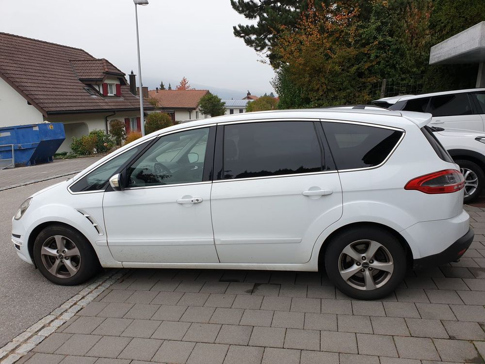 FORD S-Max 2.0 TDCi TitaniumS