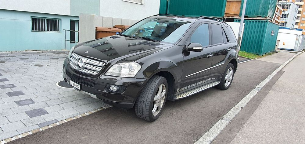 MERCEDES-BENZ ML 320 CDI 4Matic Edition7G-Tronic